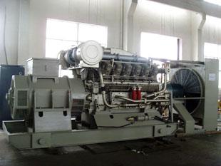 濟柴柴油發電機組