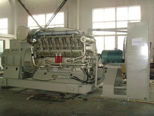 濟柴發電機組