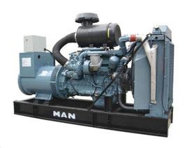 德國曼柴油發電機組