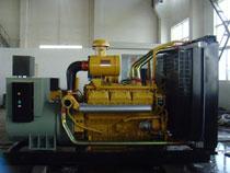 shang柴500KW发电机组